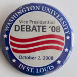 2008 Debate Button