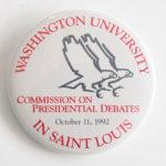 1992 Debate Button