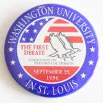 1996 Debate Button