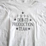1996 Debate Shirt