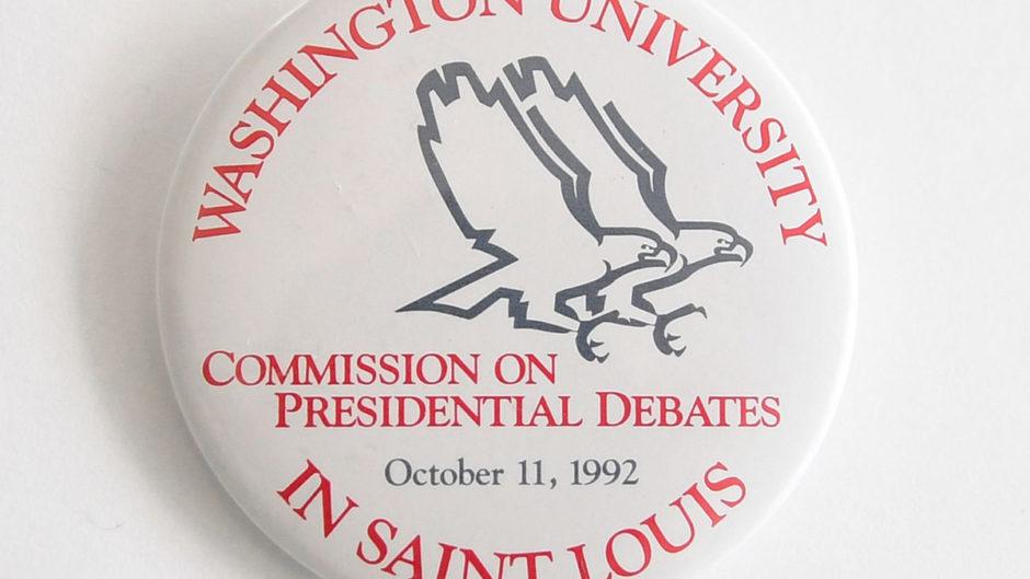 1992 logo button