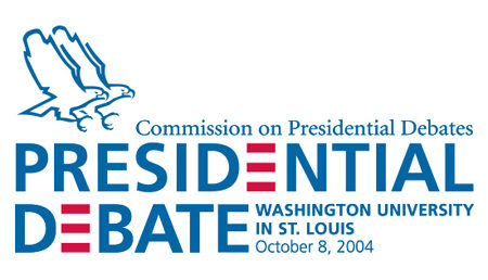 Oct. 8, 2004 – Presidential Debate